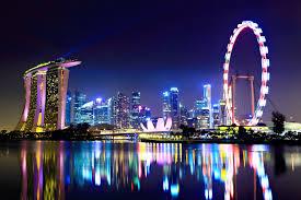 シンガポール・フライヤーで観覧車に乗ろう