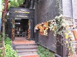 バンコクのカオサンにあるおしゃれなレストラン