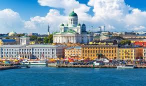 フィンランド・ヘルシンキへ観光旅行