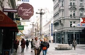 音楽と芸術の都オーストリアのウイーン
