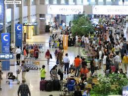グローバルな韓国の仁川空港