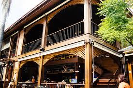 カオサン通りのおしゃれなカフェ