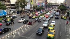 バンコクの交通手段