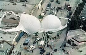 世界の巨大な建造物ベスト6を見て「宇宙旅行」を妄想してみた