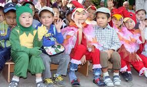 ウズベキスタン (途上国) の幼児教育を思う