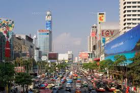 バンコクの人気ショッピングスポット、サイアムスクエア