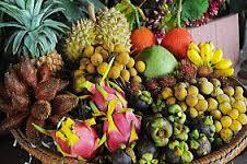 東南アジアの代表的なフルーツ