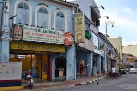 マレーシア第3の都市イポー