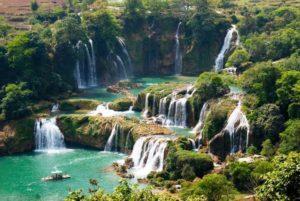 徳天瀑布 (世界4番目、アジア1の滝)