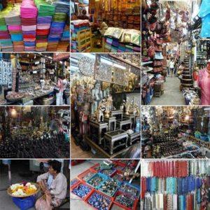 バンコクのチャトチャック市場