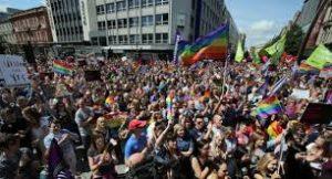 LGBT (性的少数者) に開かれてた街「台北」