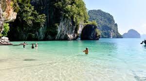 タイの秘境トラン諸島