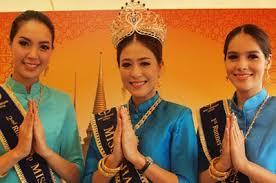 タイの礼儀正しい挨拶ワイの仕方
