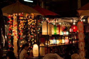 チェンマイで一番のオススメはサンデーマーケット