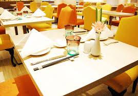デュシット・プリンセス・チェンマイ内の飲茶レストラン