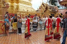 チェンマイ最大の観光スポット「ドイステープ寺院」