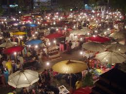 タイのチェンマイ観光ガイド ⑥ ナイトライフ & ショッピング