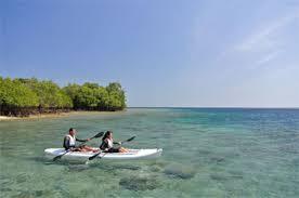 バリ島でカヤックを楽しもう