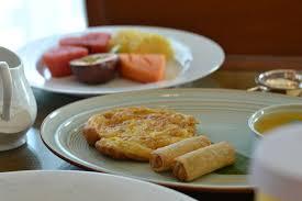 軽〜くこんな感じの朝食にしても良いでしょう♡