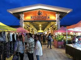 バンコクのオススメナイトマーケット