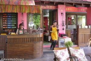 チェンマイのお洒落なカフェ&レストラン