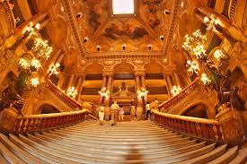 フランス、パリのオペラ座