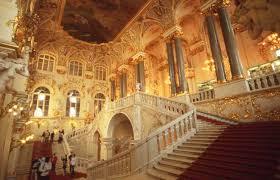 ロシアのエルミタージュ美術館