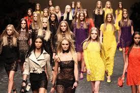 ミラノ,パリ,ニューヨークの世界三大ファッションショー