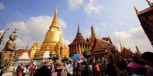 タイバンコクの人気観光スポット王宮