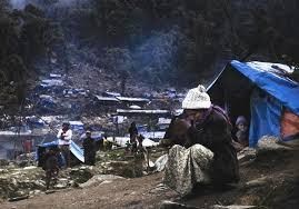 ミャンマー少数民族と国軍の資源戦争