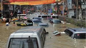 未曾有の北朝鮮大水害被害
