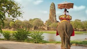 アジア1の観光大国タイランド