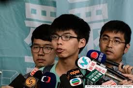 香港民主化デモのリーダー、タイで拘束、強制送還