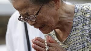 被爆地長崎から平和を祈る被爆者遺族