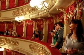 イタリア、ミラノのスカラ座