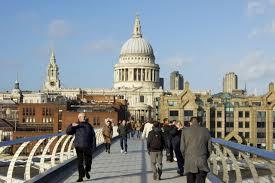 イギリス、ロンドンのセント・ポール大聖堂