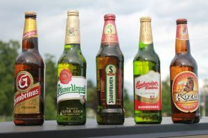 チェコのビールは美味しくてお土産にも最適