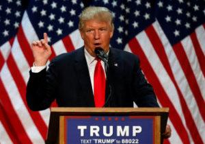 アメリカのトランプ大統領