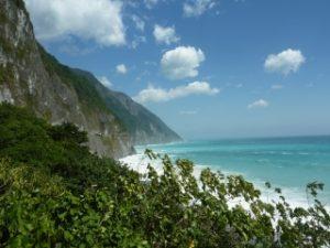 台湾の絶景スポット花蓮の大自然