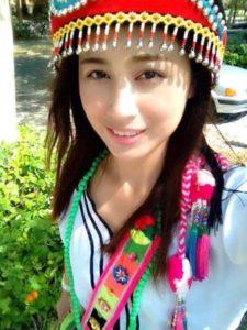 台湾の少数民族アミ族から選ばれたミス台湾