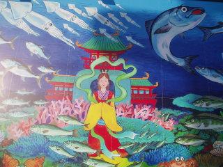 台湾美人の特徴は竜宮城気分を味わせてくれるところ