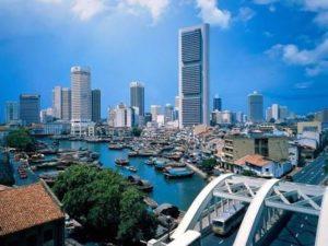 シンガポールの冬画像