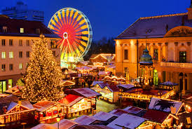 世界の素敵なクリスマス・マーケット厳選3つ