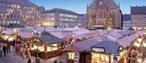 ドイツで人気のクリスマスマーケット