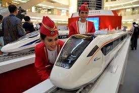 アジアの高速鉄道受注で争う日本と中国