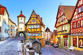 ドイツで一番美しい街ローテンブルク