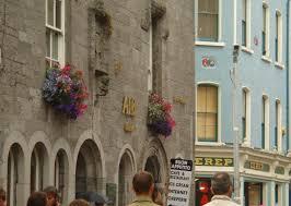 アイルランドゴールウェイのおしゃれな建物