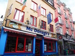 アイルランドゴールウェイの人気レストランマグダナーズ