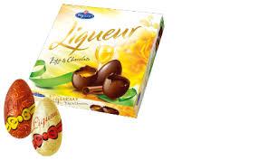 チェコの大人向けチョコレート土産