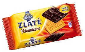 チェコのロングセラーチョコレート菓子